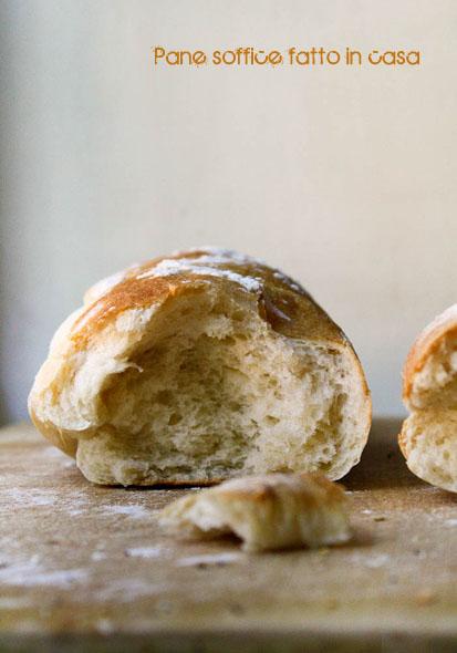 Ricetta Pane Soffice.Pane Soffice Fatto In Casa Vaniglia Storie Di Cucina