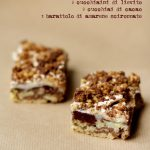 il lunedì delle amiche: torta polacca della mia amica Malgorzata: il Tarciuch!!!