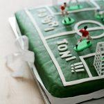 facile come una torta a forma di campo da calcio… ;-P