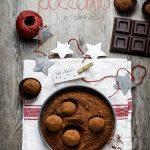 Piccoli regali golosi: i tartufi al cioccolato e cannella