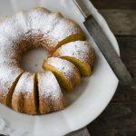 Torta soffice CON curcuma e zenzero e SENZA glutine e lattosio :)