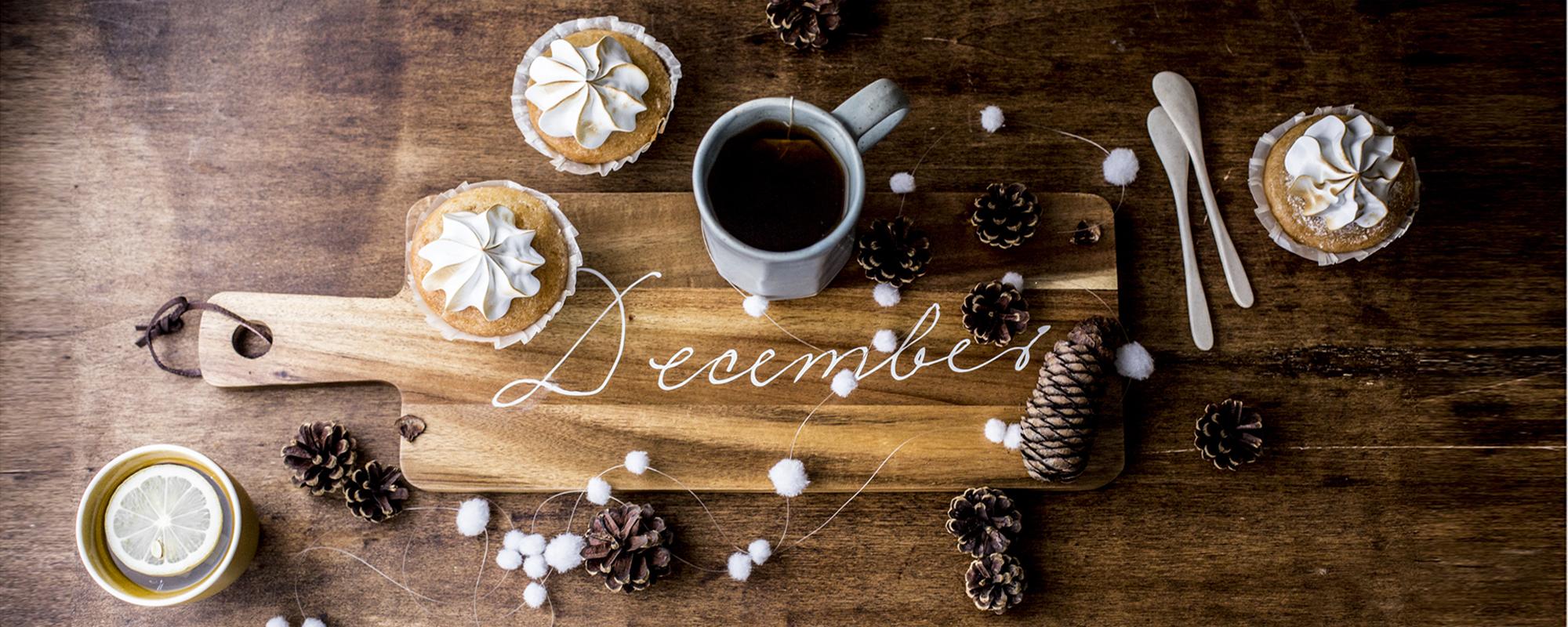 Benvenuto Dicembre by Vaniglia - Storie di Cucina