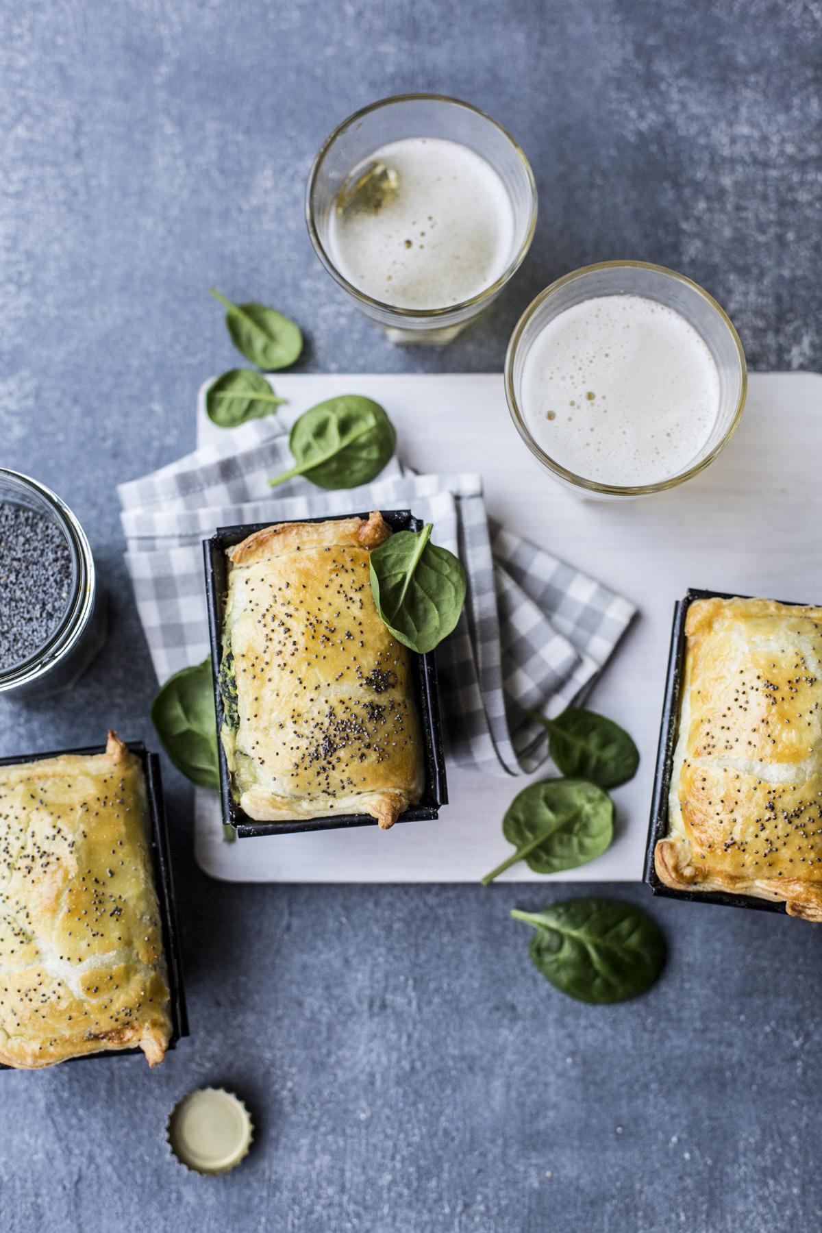 Mini Torta Pasqualina | Vaniglia Storie di Cucina