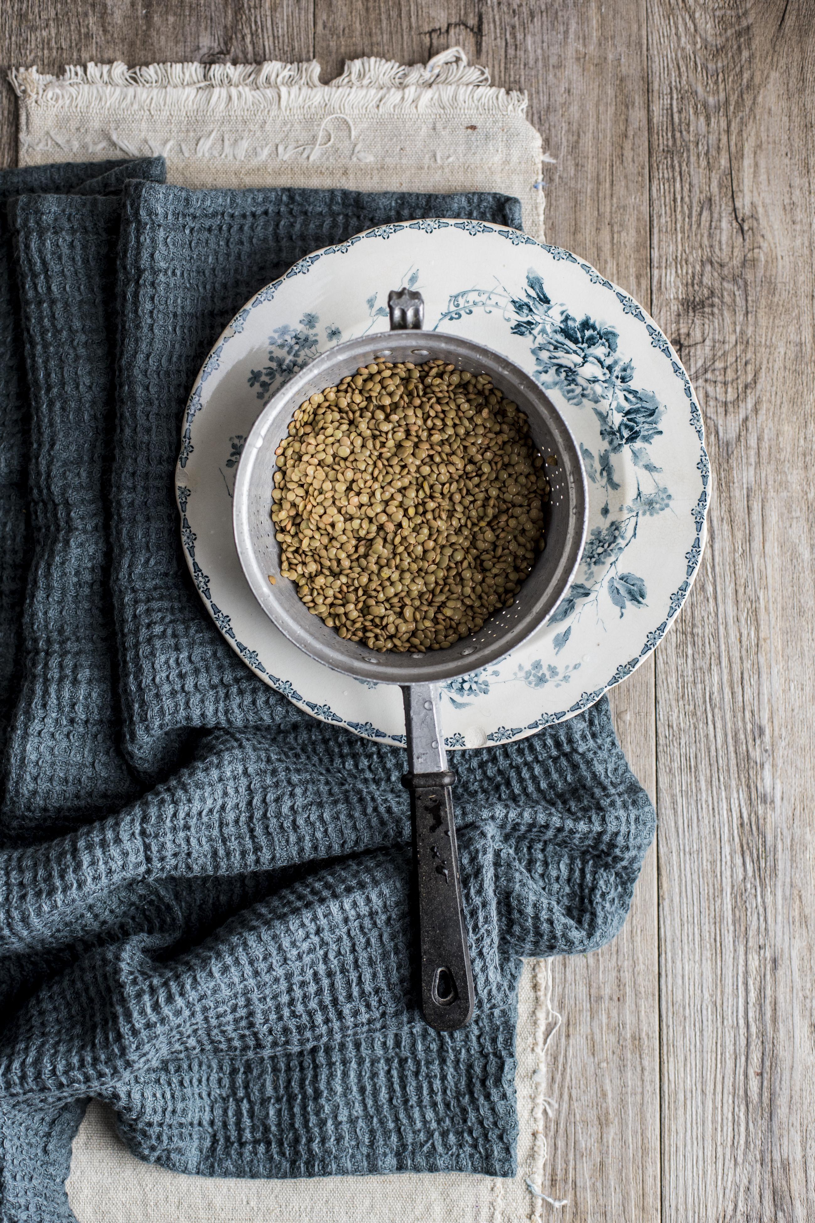 lenticchie passate Pellegrino Artusi | Vaniglia Storie di Cucina