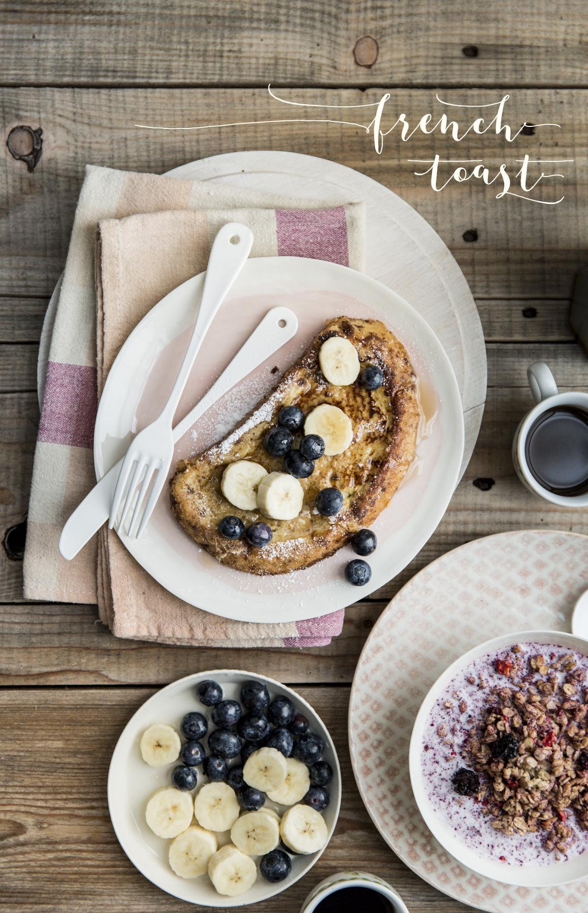 FRENCH TOAST | Vaniglia Storie di Cucina