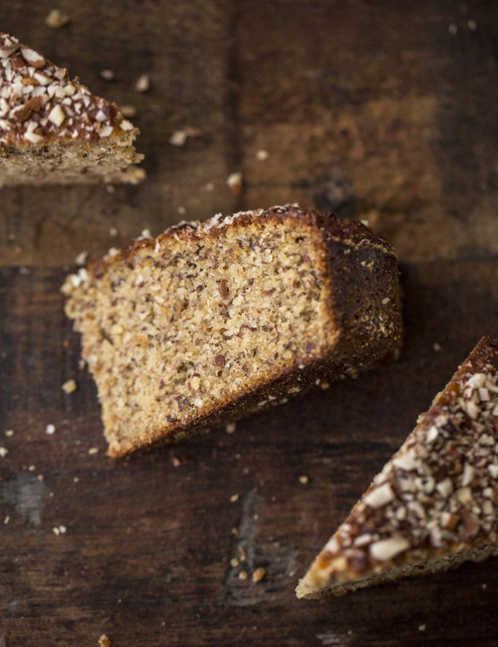 Torta senza farina e senza lattosio |Vaniglia Storie di Cucina