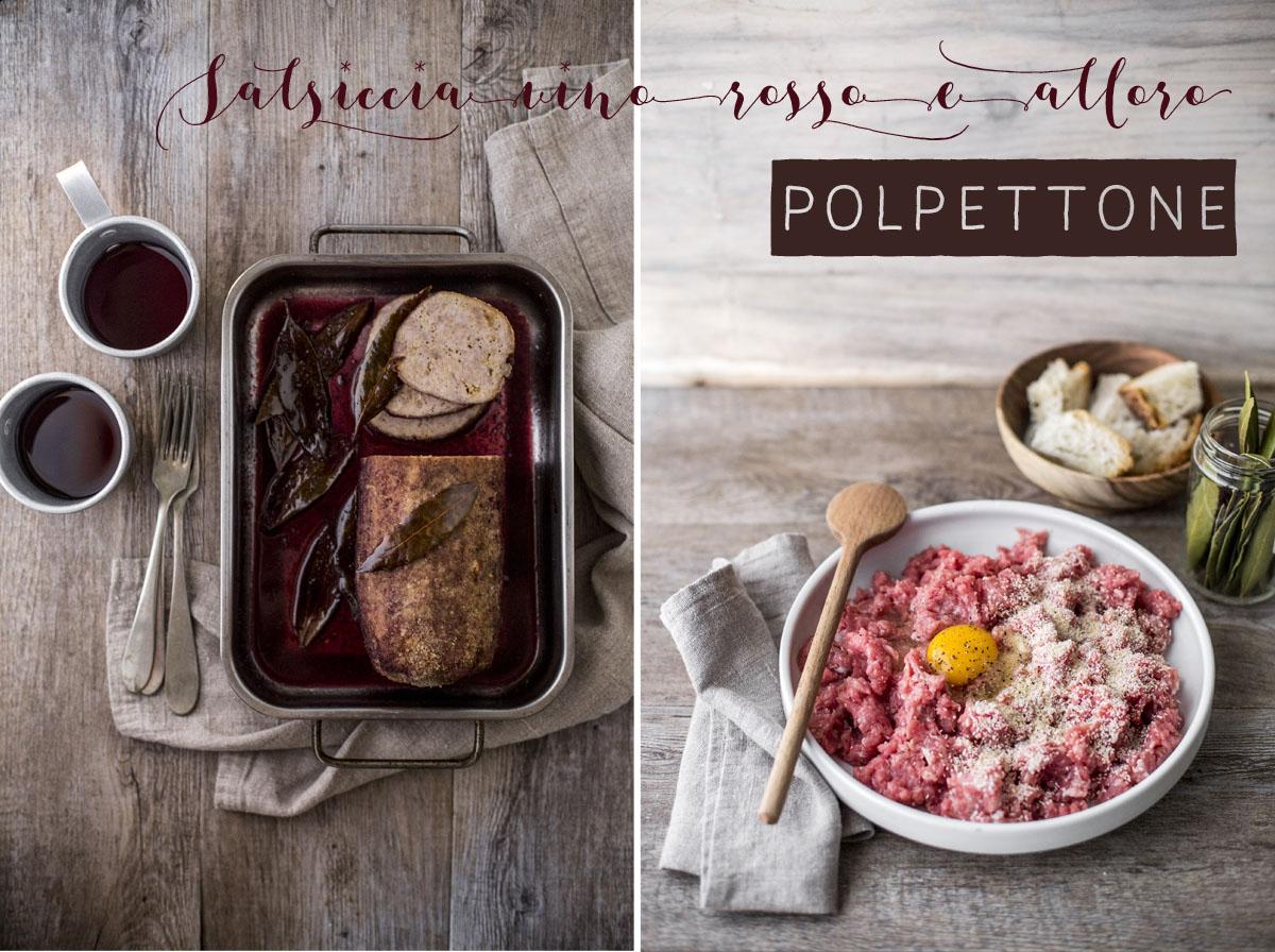 Polpettone al vino rosso | Vaniglia storie di Cucina