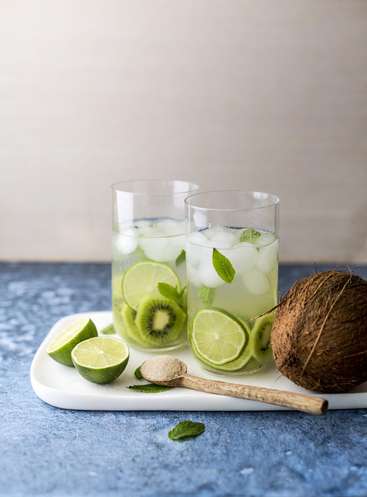 Acqua aromatizzata | Idratazione | Vaniglia Storie di Cucina