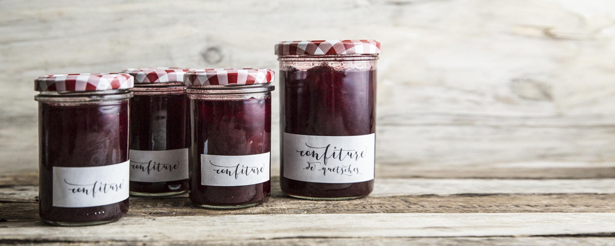 confettura susine e vaniglia | Rossella Venezia