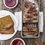 plum cake zucchero integrale prugne fine estate | Rossella Venezia