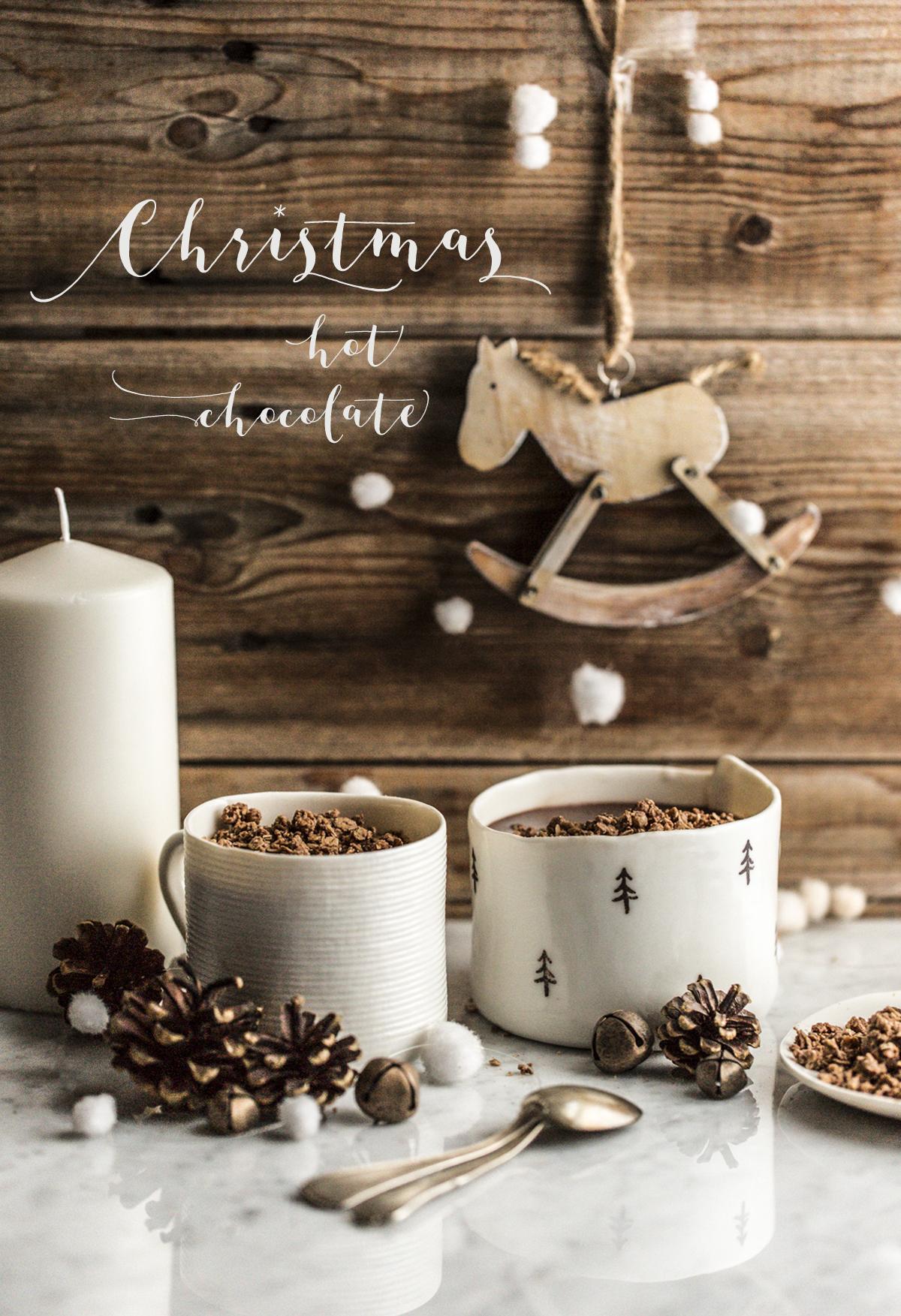 Cioccolata calda Natale | Vaniglia Storie di Cucina