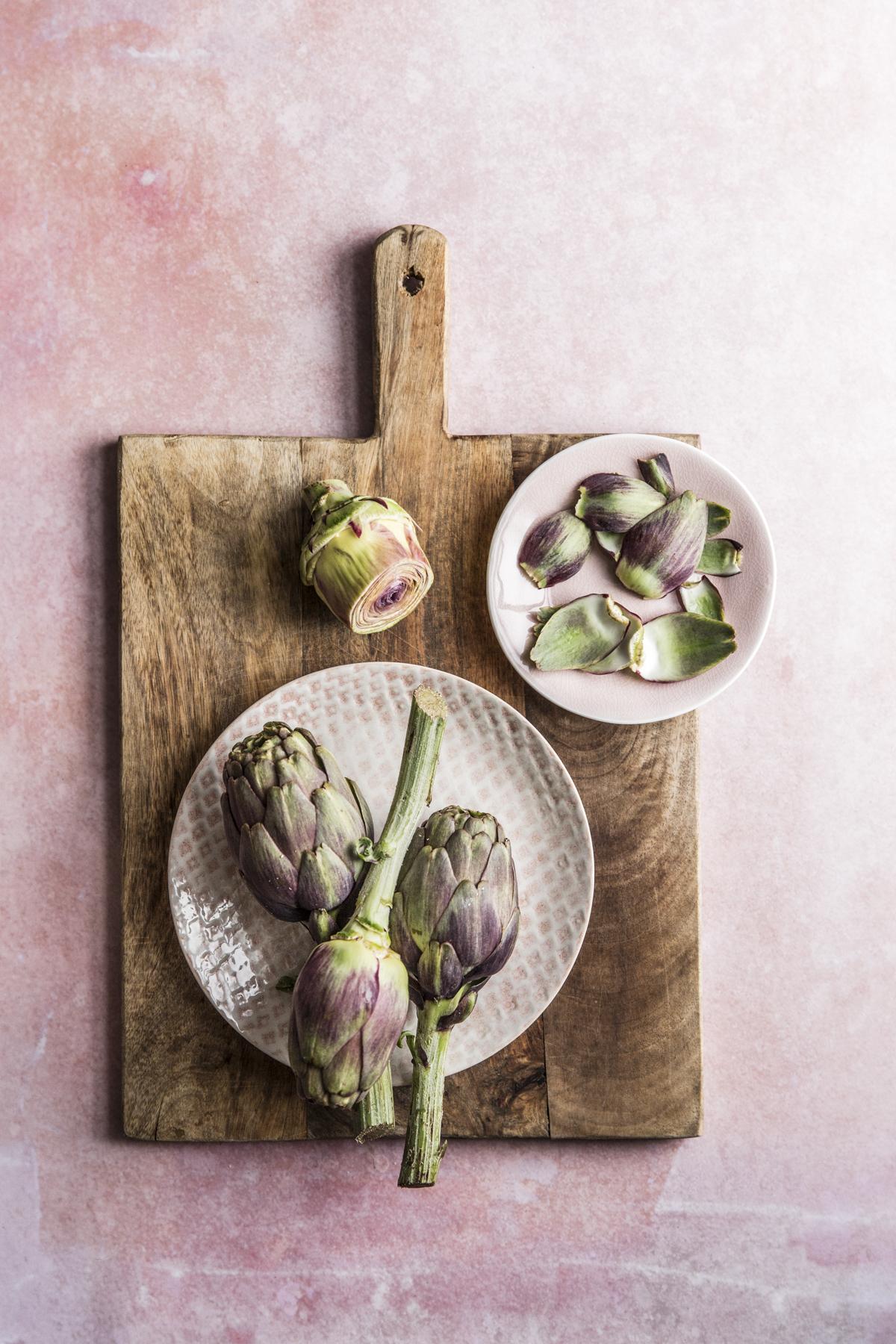 Carciofi | Vaniglia Storie di cucina