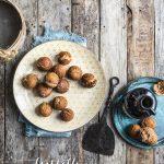 Frittelle farina di castagne e Sapa - Vaniglia Storie di Cucina