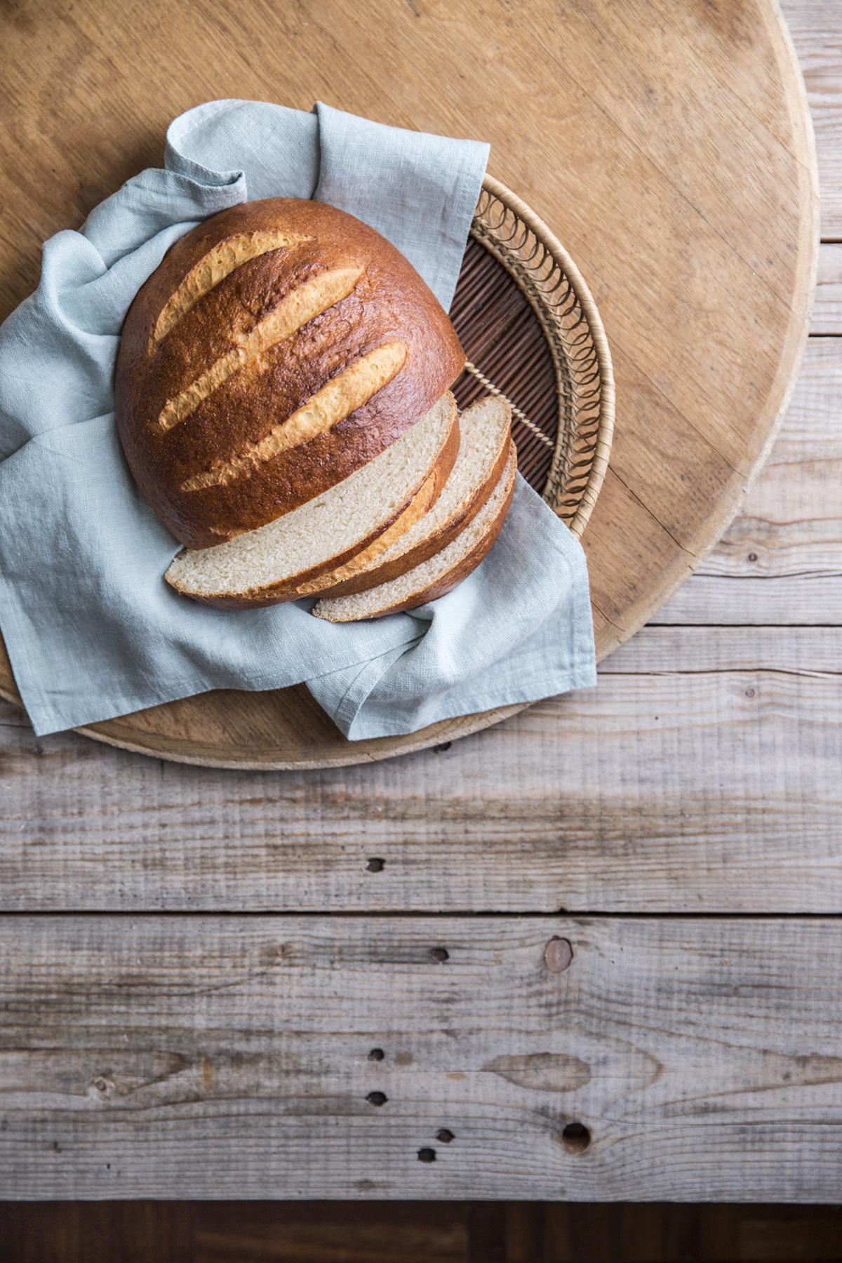 Pandolce ricotta e miele - Vaniglia Storie di Cucina