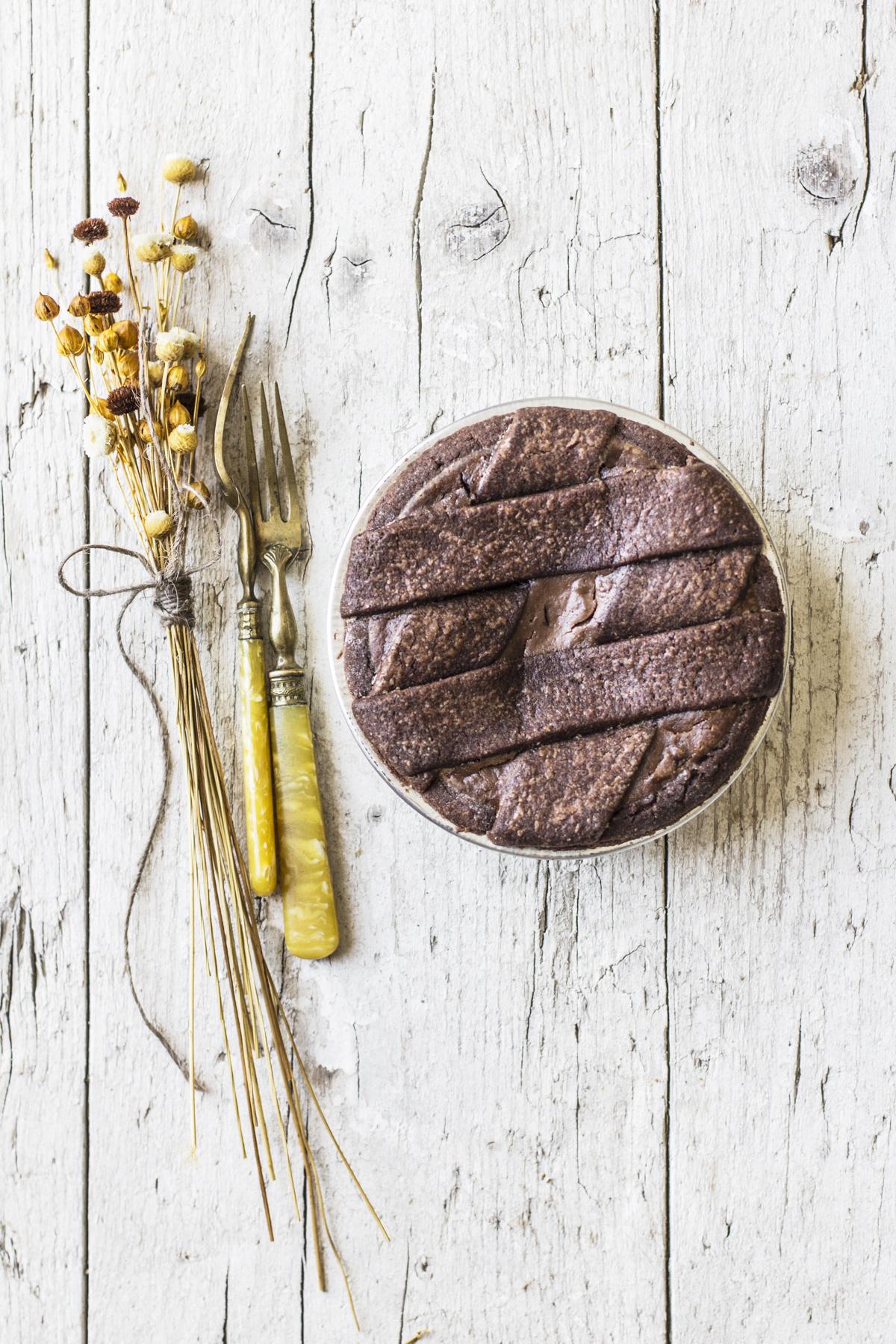 Pastiera cioccolato e cacao | Vaniglia Storie di Cucina-17-3
