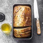 Banana bread ricotta e miele