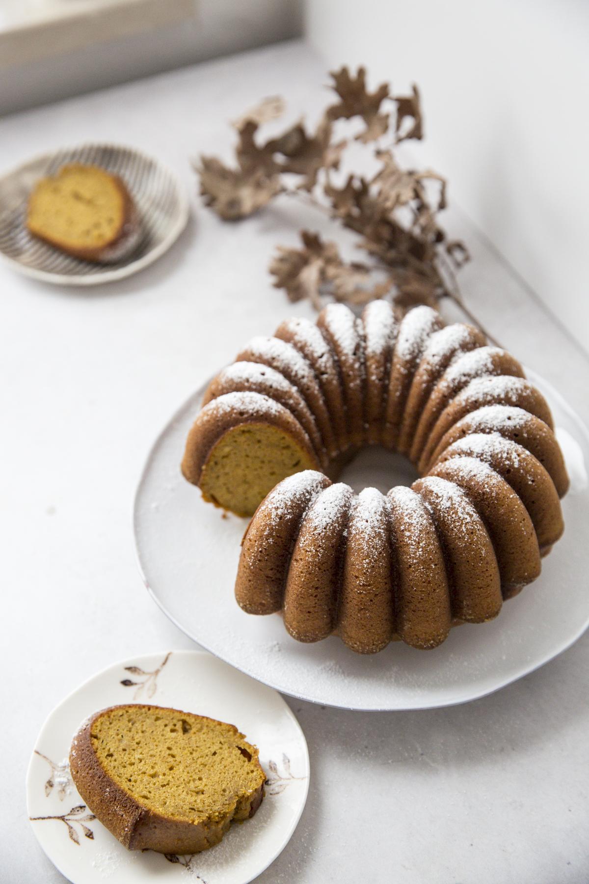Pumpkin banana bread | Vaniglia Storie di Cucina