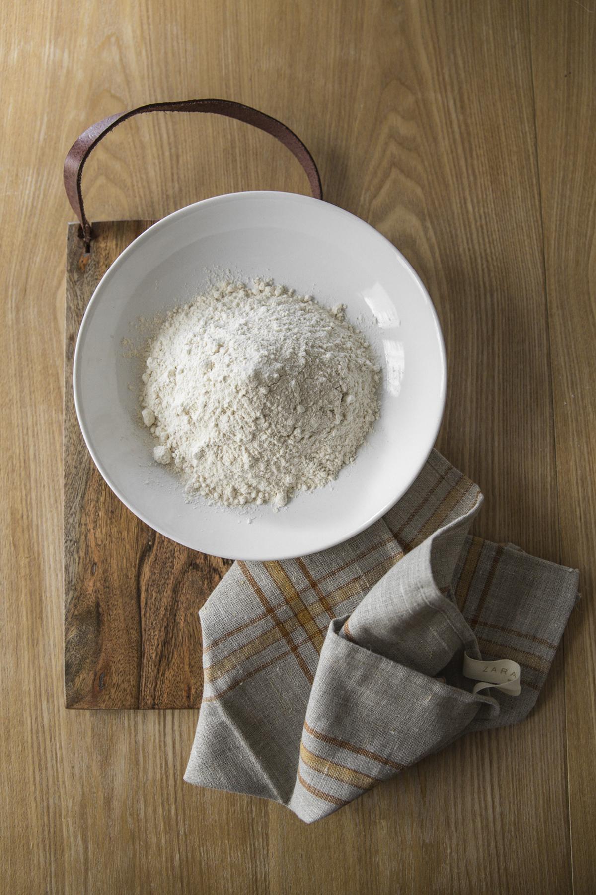 farina | Vaniglia storie di cucina