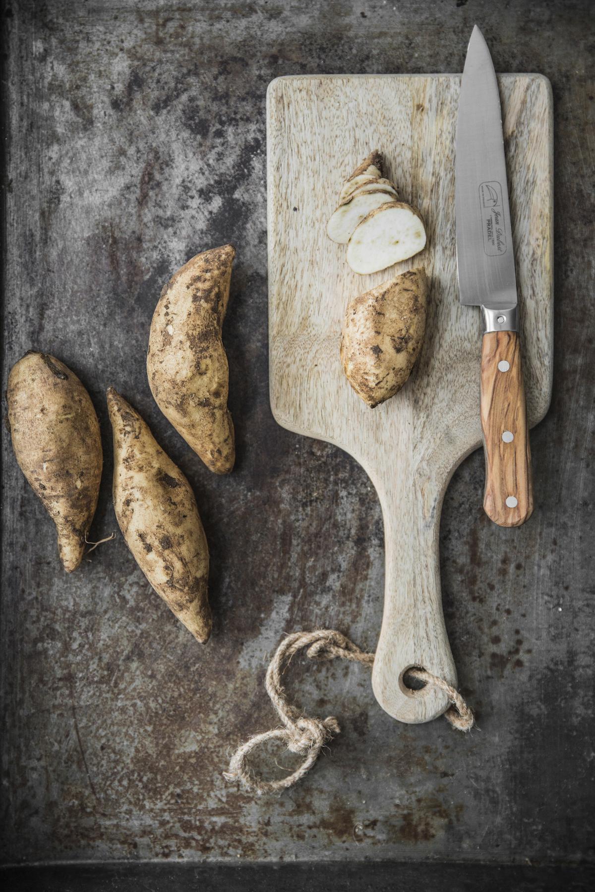 Patate dolci Vaniglia Storie di Cucina