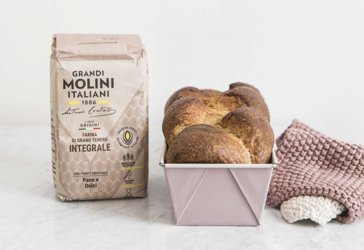Farina integrale Grandi Molini Italiani