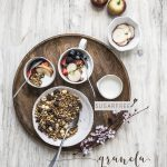 granola in padella senza zucchero