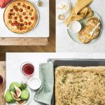 focaccia – three ways